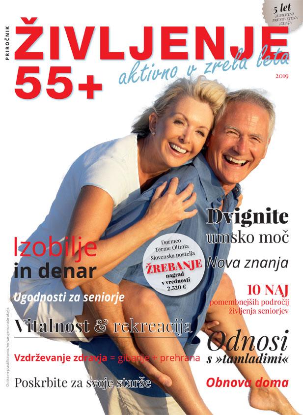 Življenje 55+