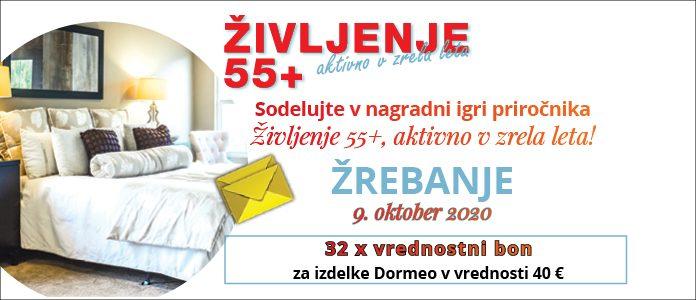 Priročnik Življenje 55+