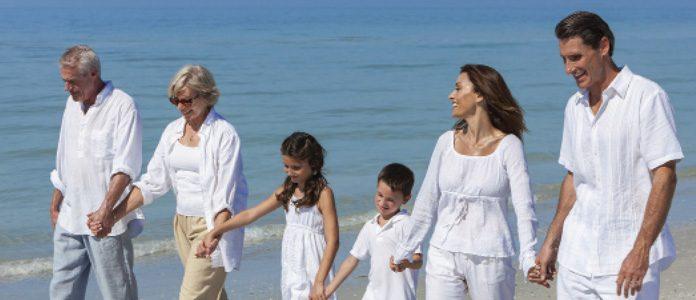 potovanje z družino