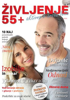 Priročnik življenje 55+ 2019
